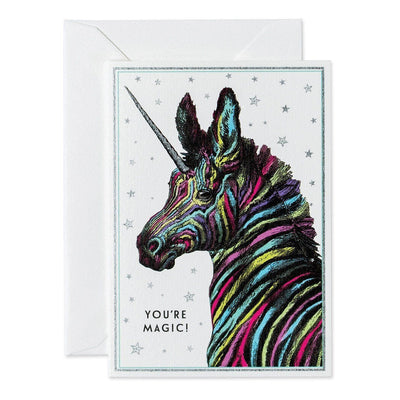 You're Magic Small greeting card - Chase and Wonder - Proudly Made in Britain