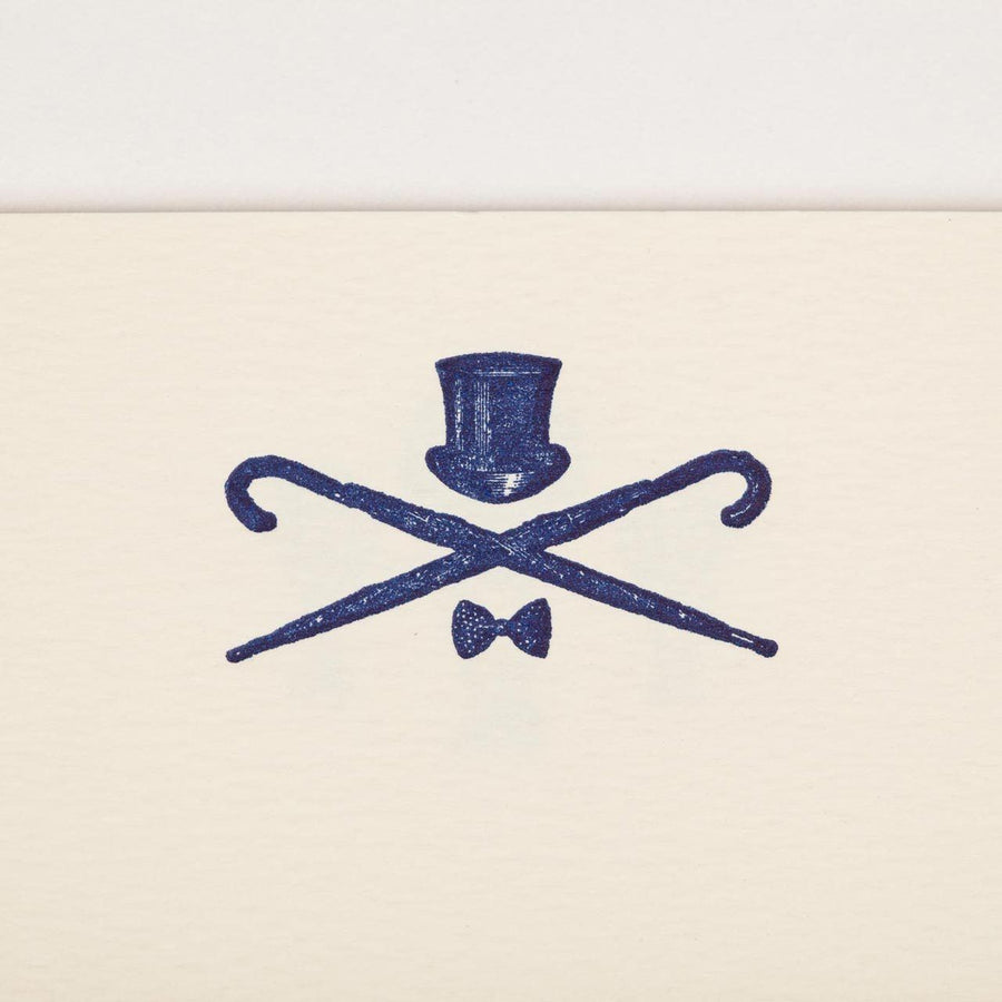 A Gent's Correspondence Cards (25 Cards) - Chase and Wonder - Proudly Made in Britain