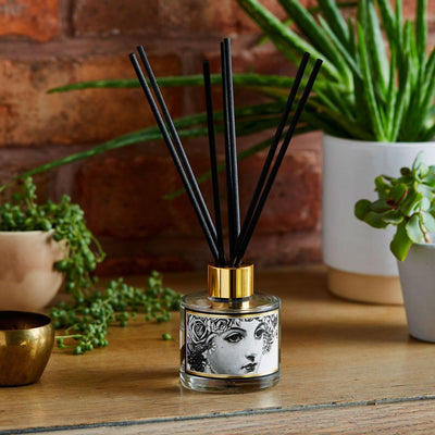 The Flower Lady Reed Diffuser - Chase and Wonder - Proudly Made in Britain