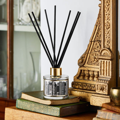 The Library Reed Diffuser - Chase and Wonder - Proudly Made in Britain