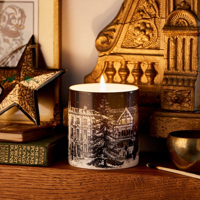 The Starry Night Ceramic Candle - Chase and Wonder - Proudly Made in Britain