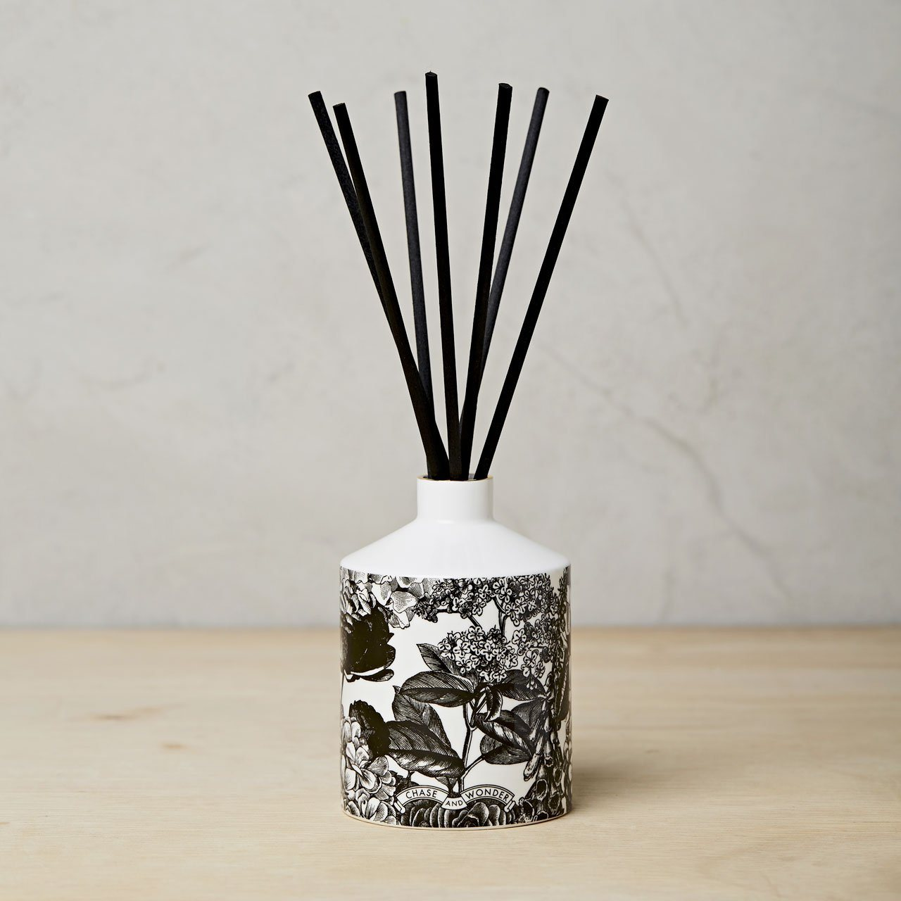The Country Garden Ceramic Diffuser - Chase and Wonder - Proudly Made in Britain