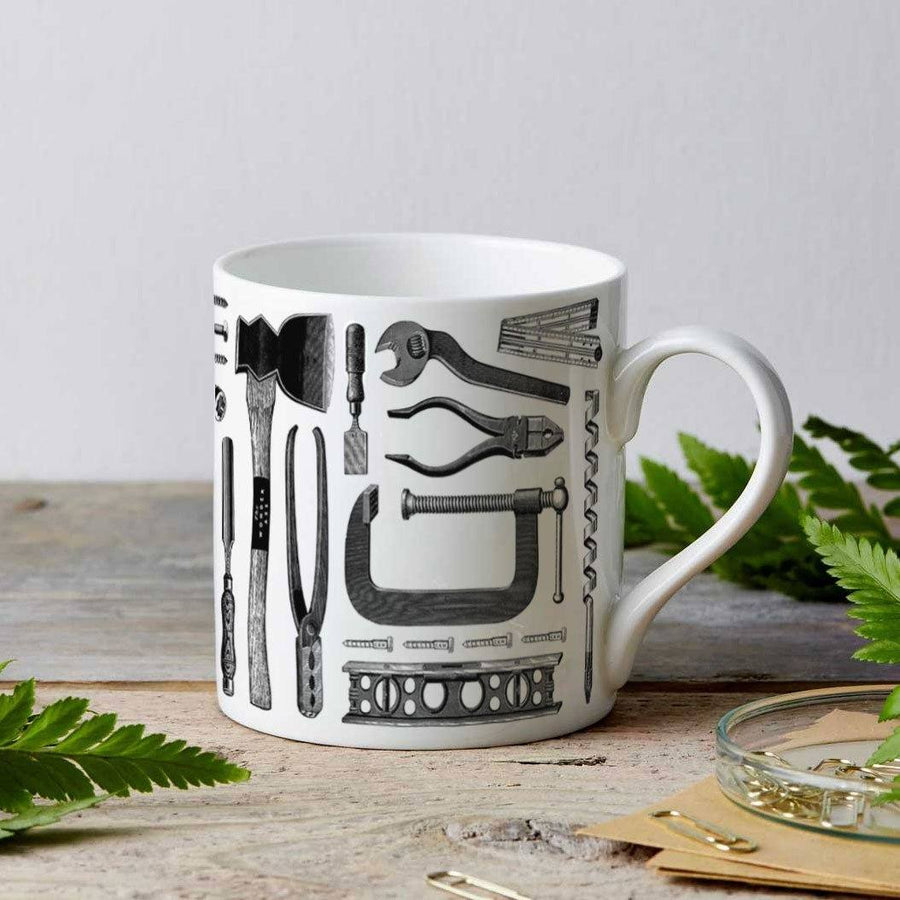 D.I.Y. Fine China Mug - Chase and Wonder - Proudly Made in Britain