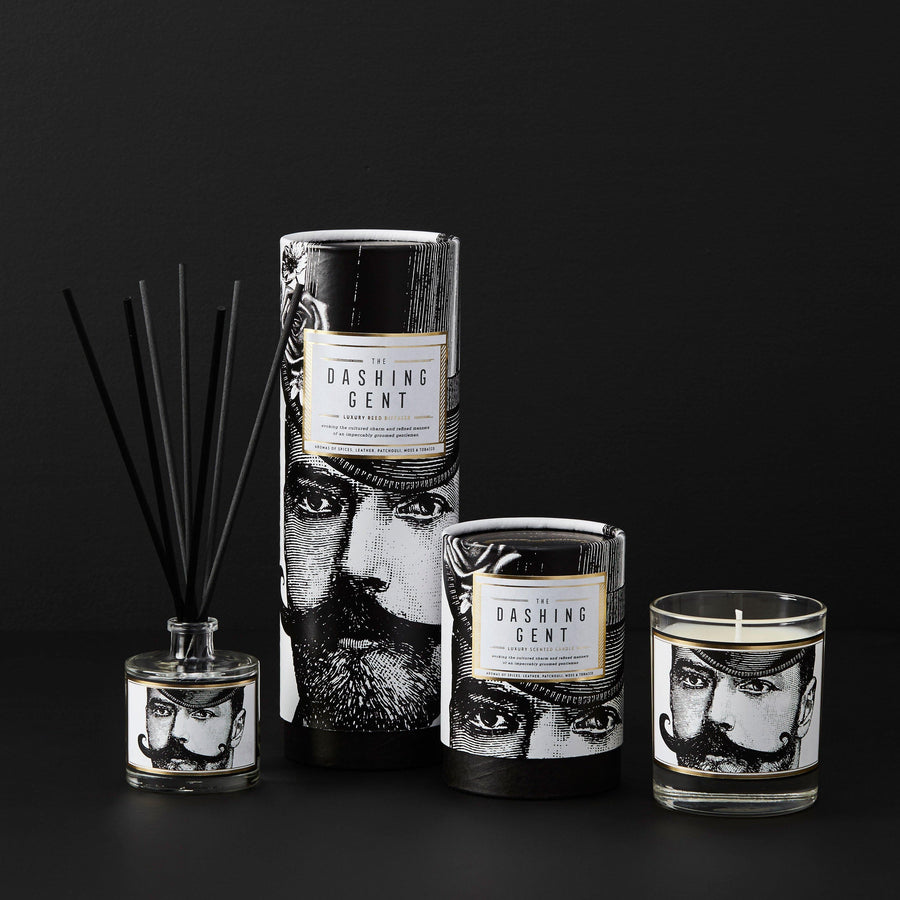 The Dashing Gent Scented Candle