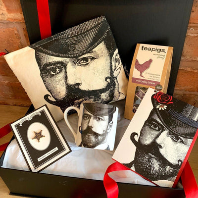 The Dashing Gent Dad Hamper - Chase and Wonder - Proudly Made in Britain