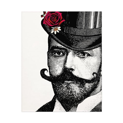 A Dashing Gentlemen Print