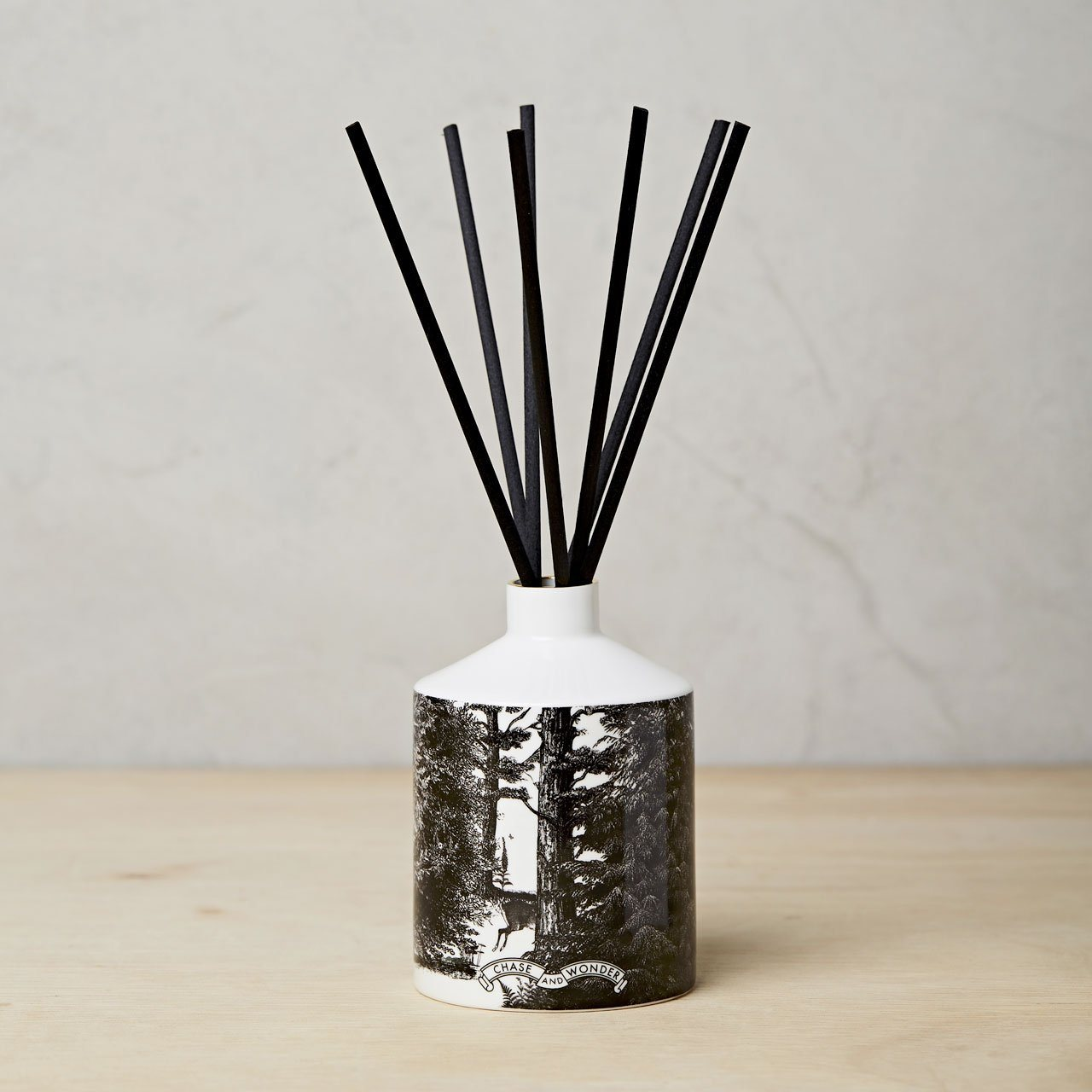 The Enchanted Forest Ceramic Diffuser - Chase and Wonder - Proudly Made in Britain
