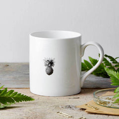 Fruit Lady Fine China Mug
