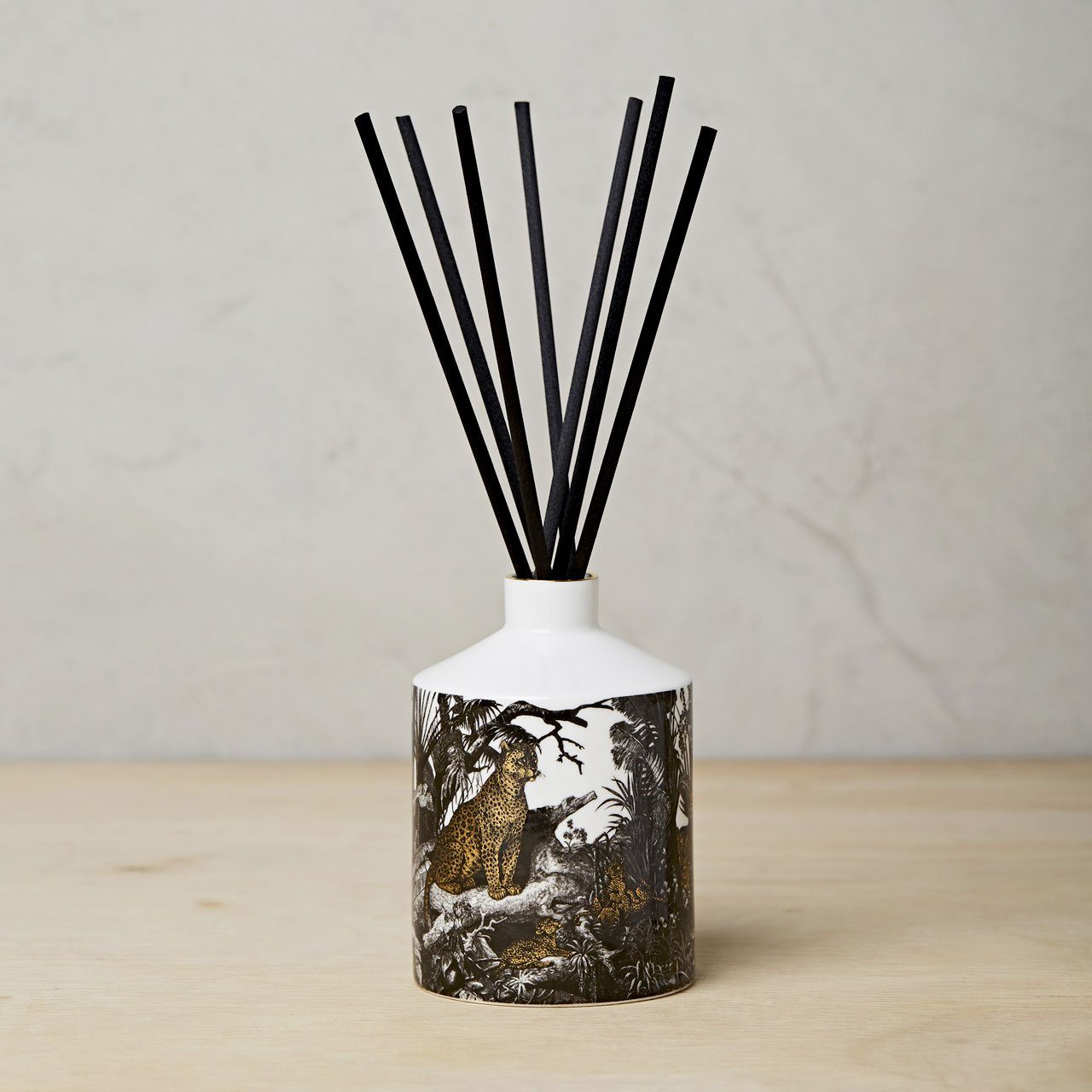 The Jungle Ceramic Diffuser - Chase and Wonder - Proudly Made in Britain