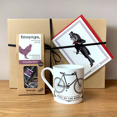 King of the Road Tea Gift Set - Chase and Wonder - Proudly Made in Britain