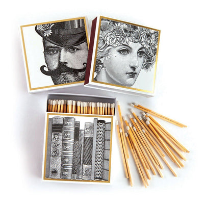 Dashing Gent Luxury Matches - Chase and Wonder - Proudly Made in Britain