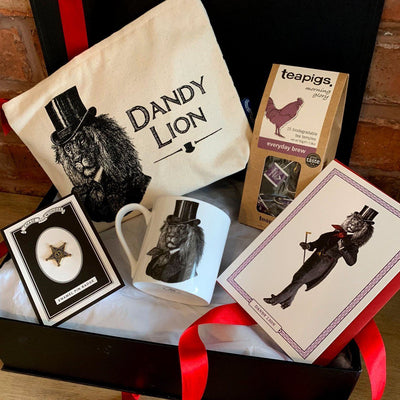 The Dandy Lion Dad Hamper - Chase and Wonder - Proudly Made in Britain