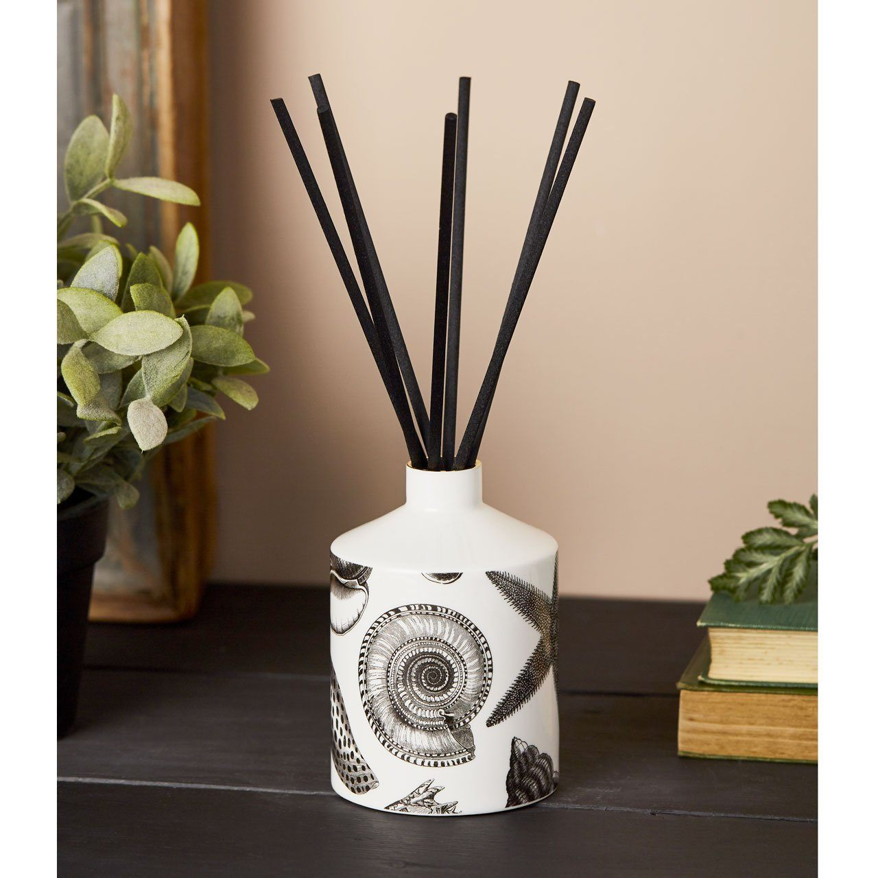 The Seashore Ceramic Diffuser - Chase and Wonder - Proudly Made in Britain
