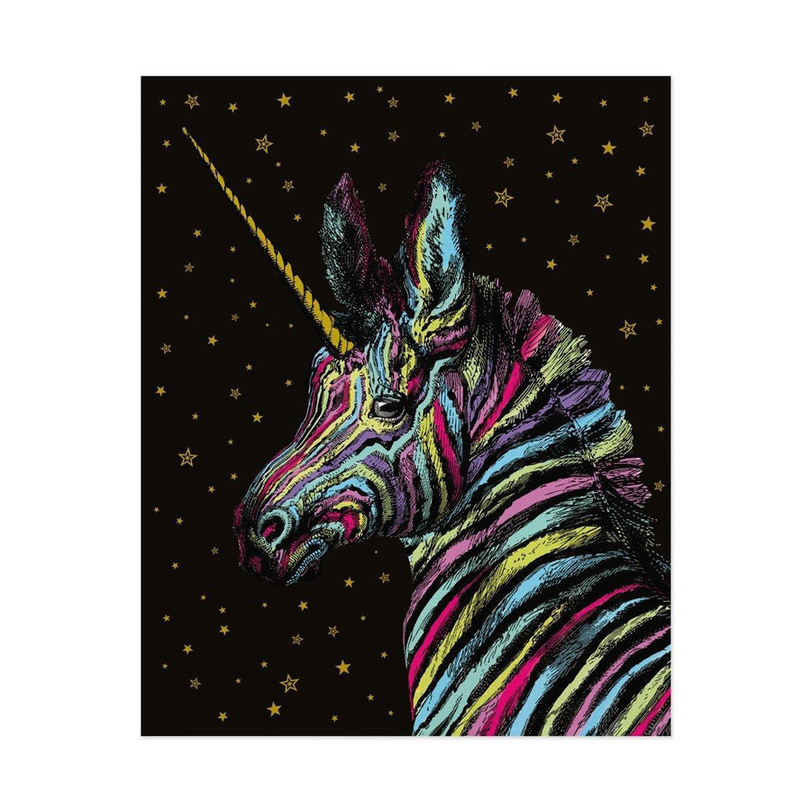 Magical Unicorn Print - Chase and Wonder - Proudly Made in Britain