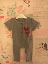Love Heart Romper