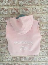 Tank Top Style Hoody - Mummy's Diva/Girl, Daddy's Boy/Dude