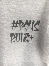 Boys Rule Distressed T-Shirt