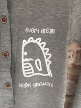 Monster Romper - Every Dream Begins Somewhere