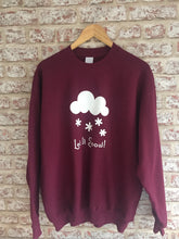 Let It Snow Sweater - Child and Adult
