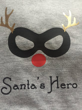 Santa's Hero T-Shirt - Child and Adult