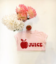 Children's 🍎 JUICE t-shirt