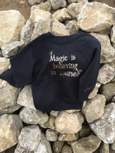 Magic Is Believing in Yourself Sweater Child and Adult