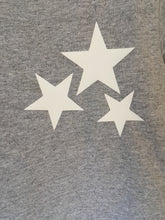 Twinkle Star T-Shirt with Rolled Sleeves