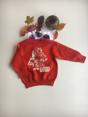 Santa - Define Good - Sweaters - Child and Adult