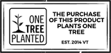 Buy a book Plant a tree-karst stone paper