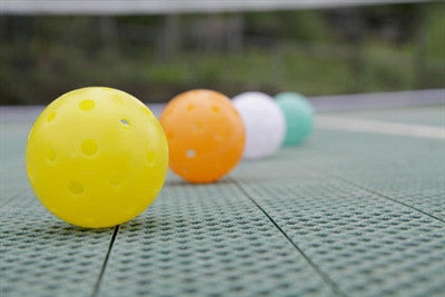 6 Dozen Dura-Fast 40 Outdoor Pickleballs