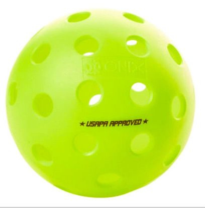 6 DOZEN ONIX FUSE G2 OUTDOOR PICKLEBALLS- free shipping