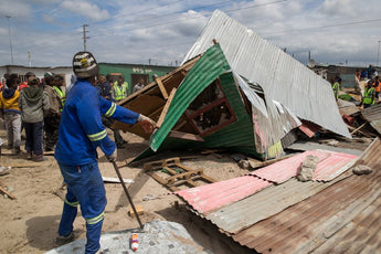 Give Towards Empolweni Evictions