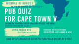 Pub Quiz for Cape Town 5