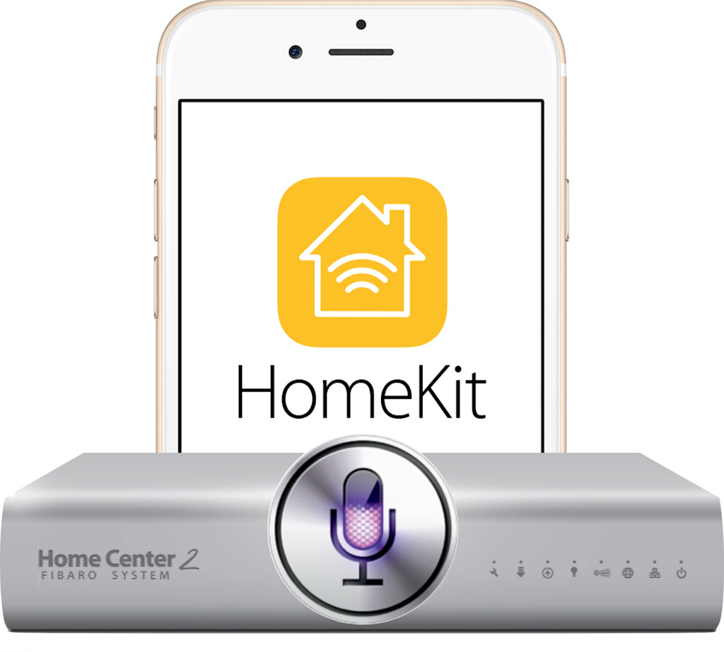 New FIBARO Homekit Bridge
