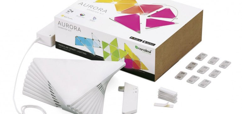 Review : Nanoleaf Aurora