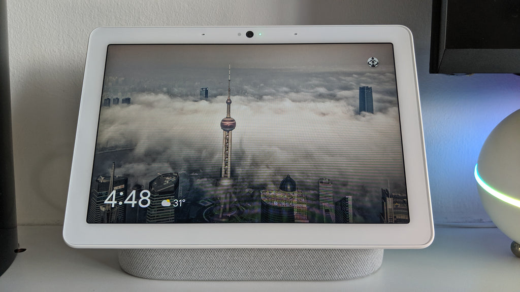 Review : Google Nest Hub Max, the best sounding, video calling photo frame