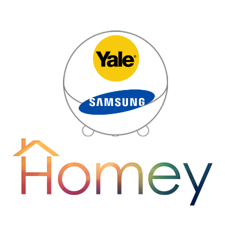 Homey can now support both Yale and Samsung Digital Locks