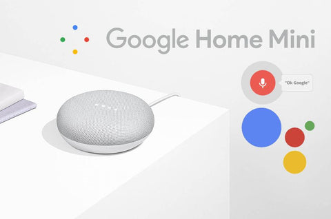 Google Home Mini Banner
