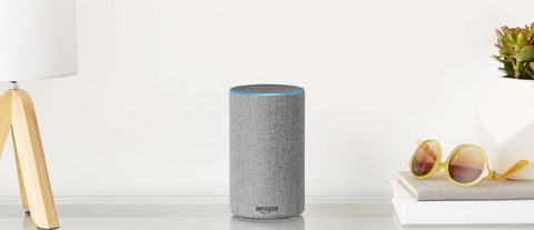Amazon Echo Gen 2 Hero