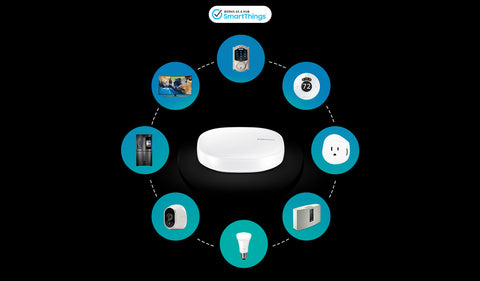 Samsung Connect Home SmartThings
