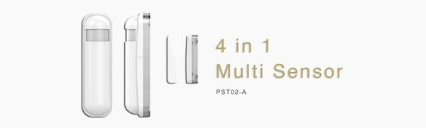 Philio PST02-A 4-in-1 Multisensor
