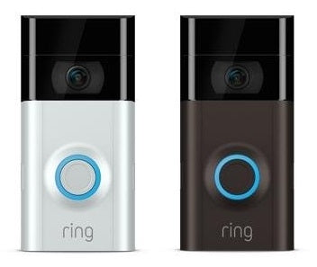 Ring Video Doorbell 2 Colors