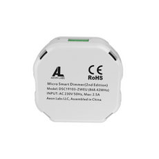 Aeotec Smart Micro Dimmer