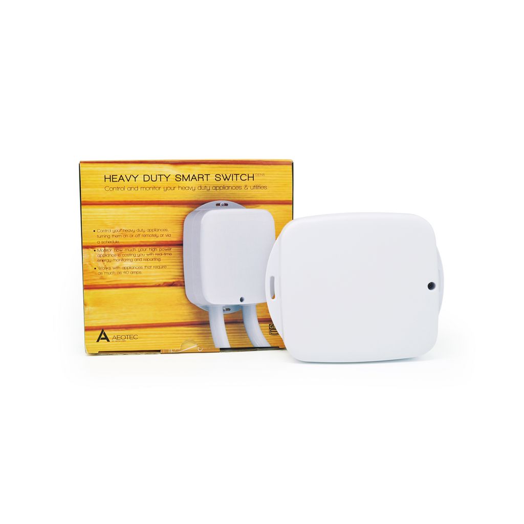 Aeotec Heavy Duty Smart Switch