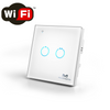 MCO Home Wifi Touch Panel Switch (Two button)