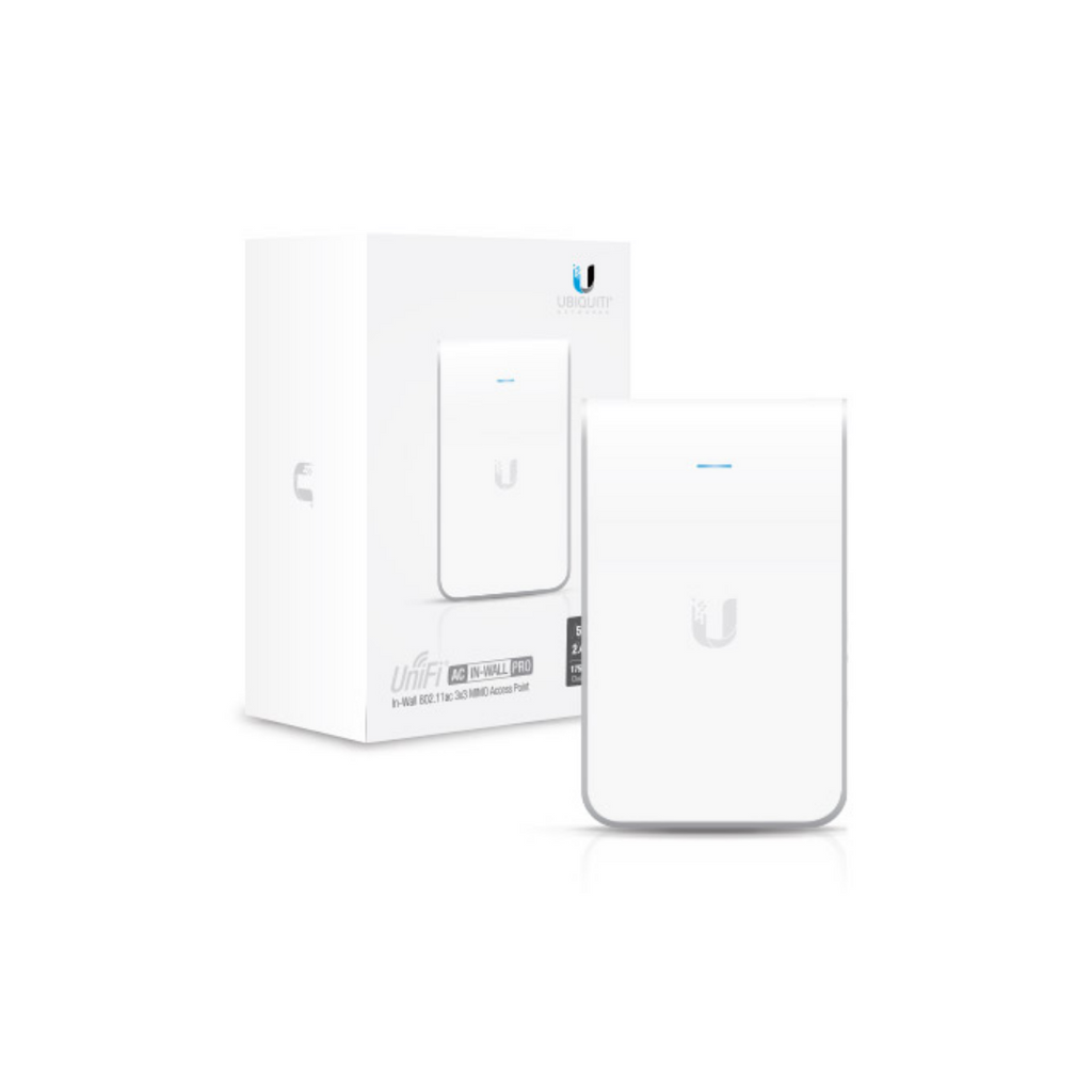 UniFi® Access Point AC In-Wall Pro