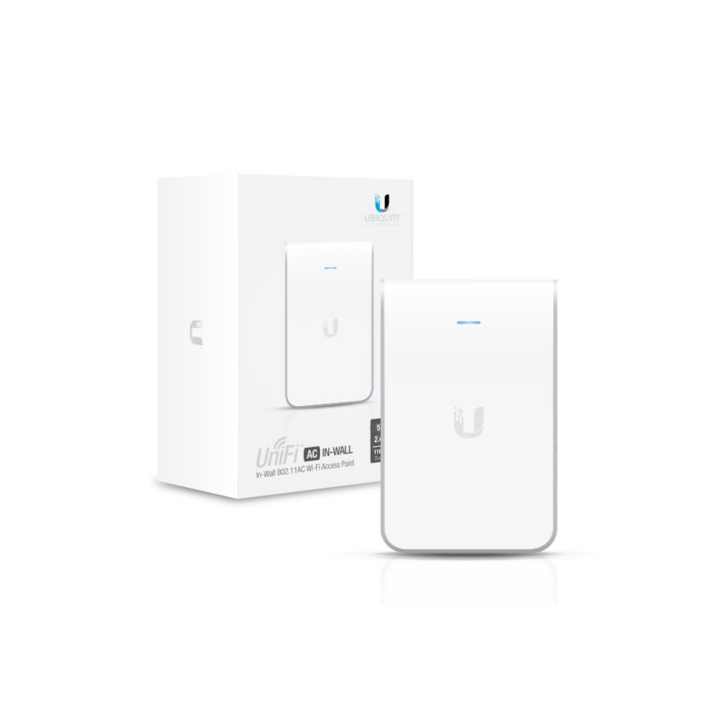 UniFi® Access Point AC In-Wall