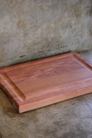 Solid Rosewood Cutting Board
