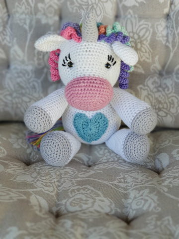 Buttercup the Unicorn