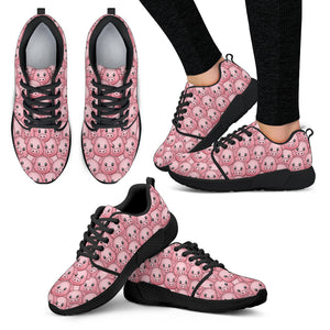 Piggy Women's Athletic Sneakers